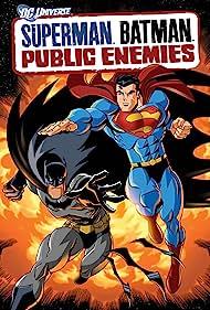 Superman/Batman: Public Enemies (2009) Poster - Movie Forum, Cast, Reviews