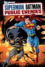 Superman/Batman: Public Enemies Poster