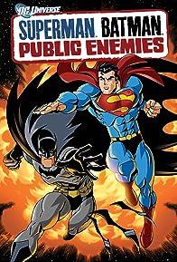 Primary photo for Superman/Batman: Public Enemies