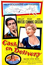 Cash on Delivery Poster