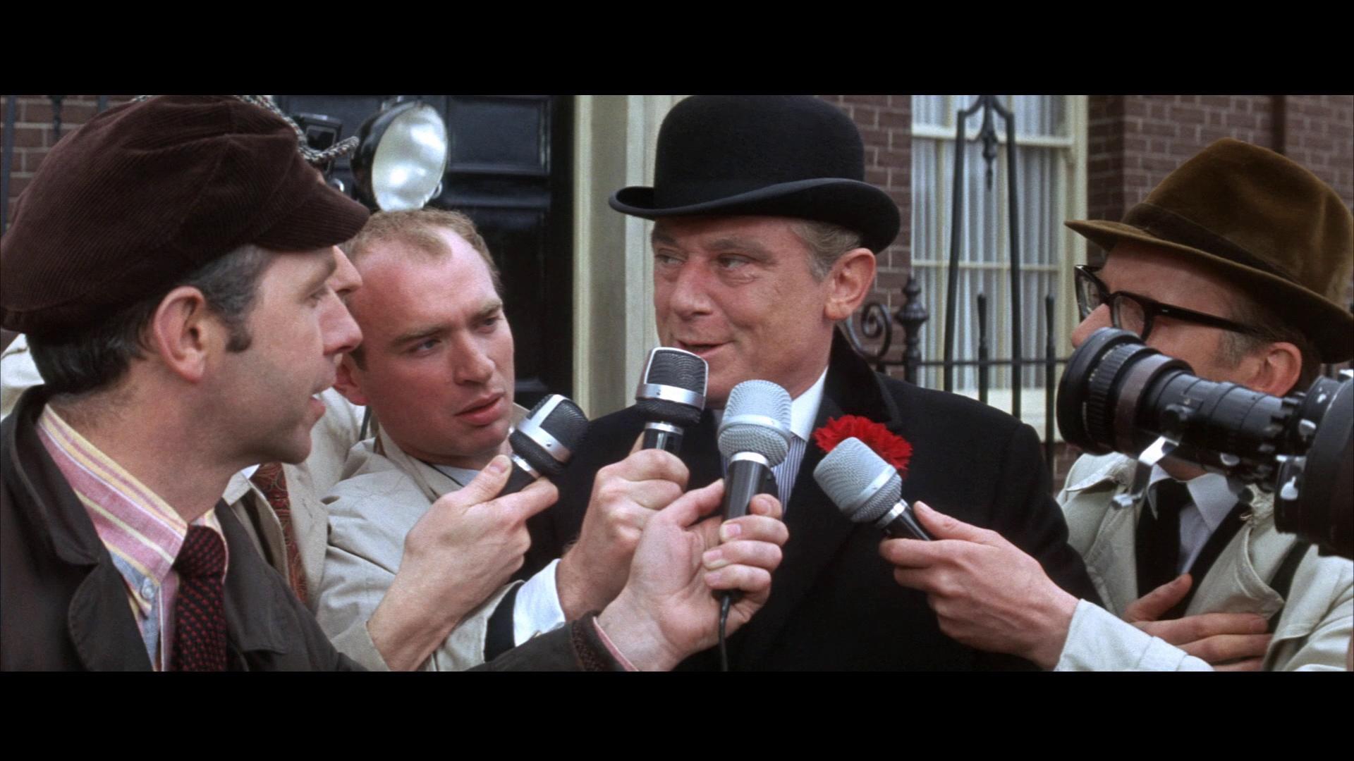 Patrick Cargill in Inspector Clouseau (1968)