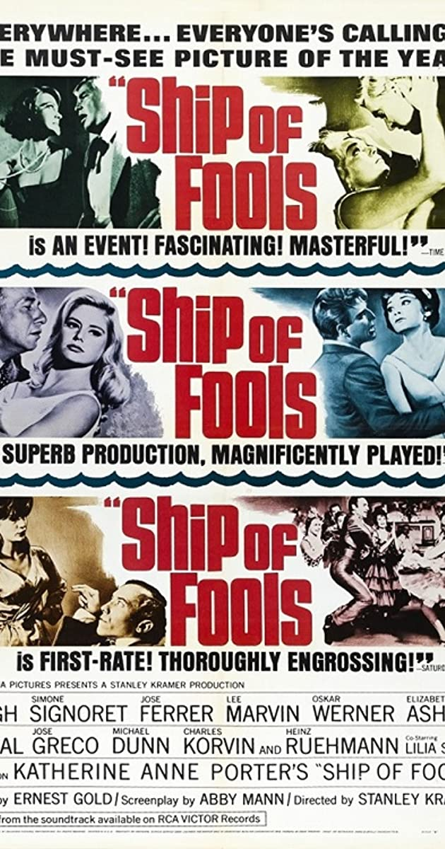 Ship of Fools (1965) - IMDb