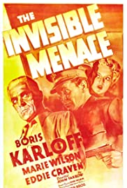 The Invisible Menace (1938) Poster - Movie Forum, Cast, Reviews