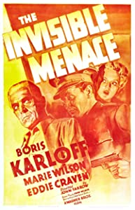 English movies most downloaded The Invisible Menace William Clemens [Full]