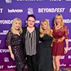 Jessica Dwyer And the Ladies of 80s Horror at the In Search of Darkness Premiere