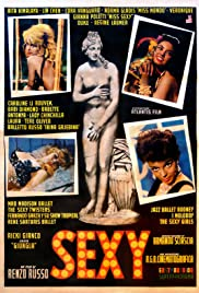 Sexy (1962) with English Subtitles on DVD on DVD