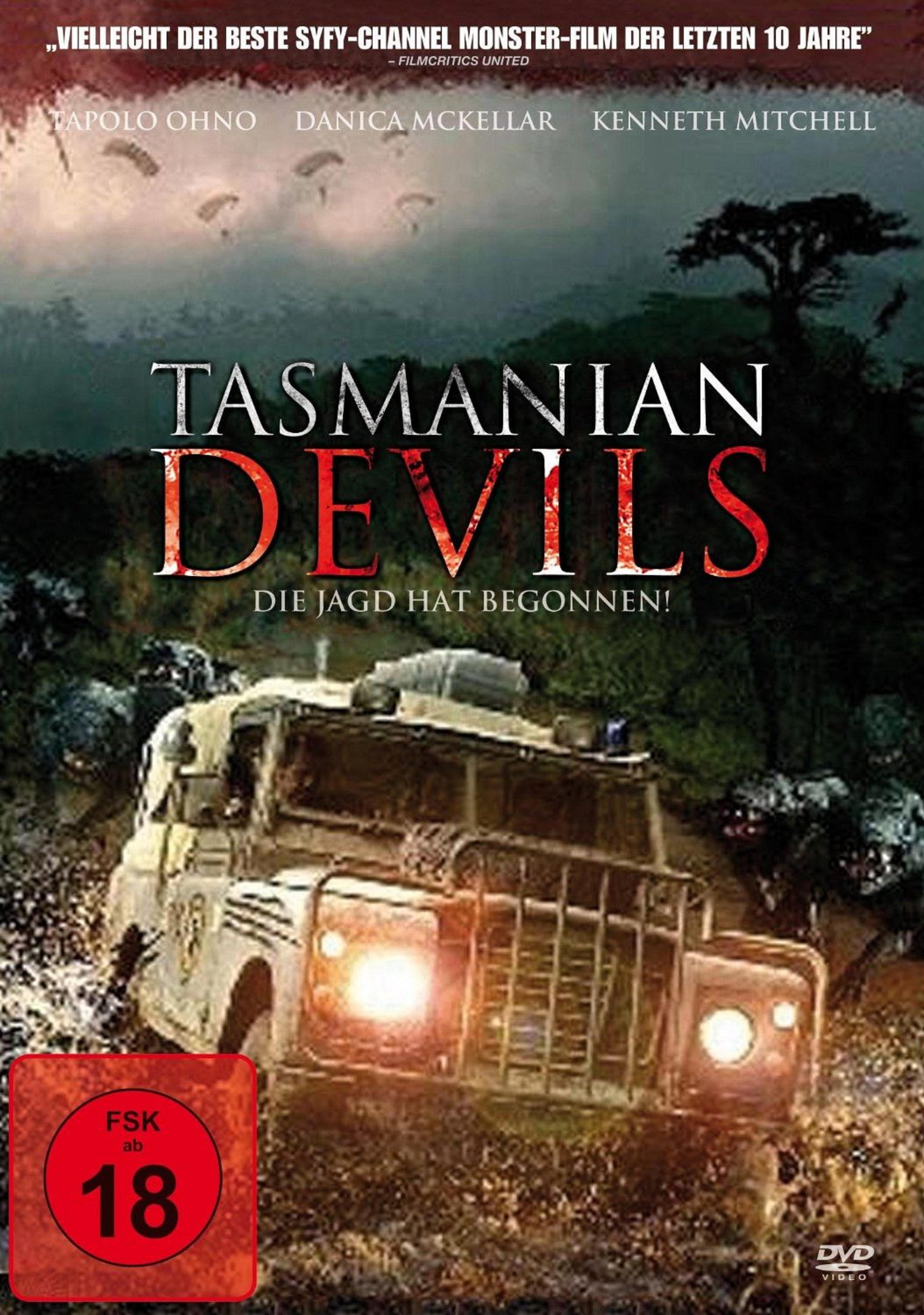 Tasmanian Devils 2013 Hindi Dual Audio 720p BluRay 970MB Download