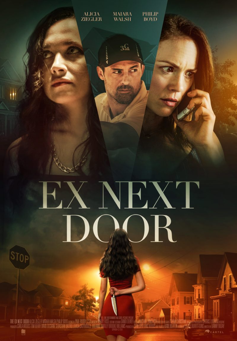 The Ex Next Door Tv Movie 2019 Imdb
