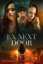 The Ex Next Door Poster