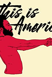 Childish Gambino: This Is America Poster