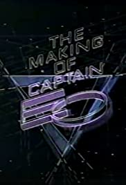 The Making of 'Captain Eo' Poster