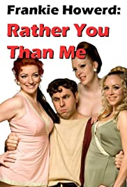 Frankie Howerd: Rather You Than Me (2008) Poster - Movie Forum, Cast, Reviews