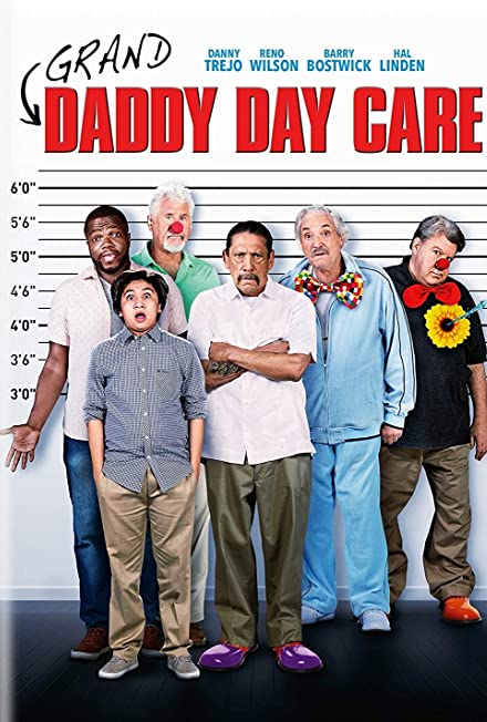 Film: Büyükbabalar Yuvada - Grand-Daddy Day Care