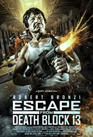Escape from Death Block 13 Poster