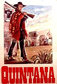 Quintana: Dead or Alive Poster