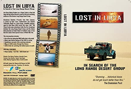 Direct divx movie downloads free Lost in Libya by [BDRip]