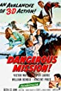 Dangerous Mission (1954) Poster