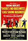 There's No Business Like Show Business (1954) Poster