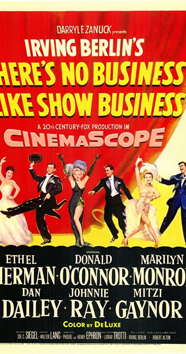 Subtitle of There's No Business Like Show Business