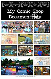 New movies dvdrip download My Comic Shop DocumentARy USA [480x800]