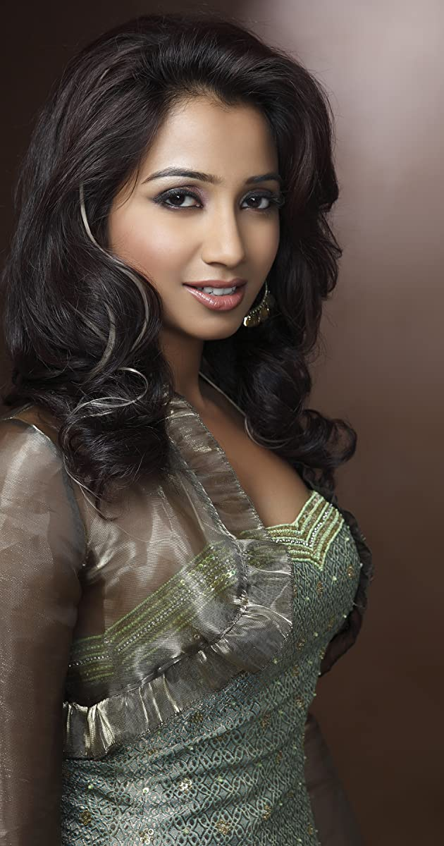 Shreya Ghoshal - IMDb