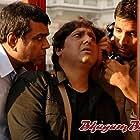 Govinda, Akshay Kumar, and Paresh Rawal in Bhagam Bhag (2006)