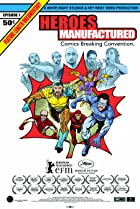 Heroes Manufactured (2016) Poster