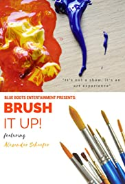 Brush It Up! Poster