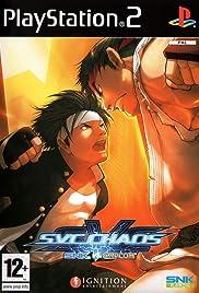 SVC Chaos: SNK vs. Capcom Poster
