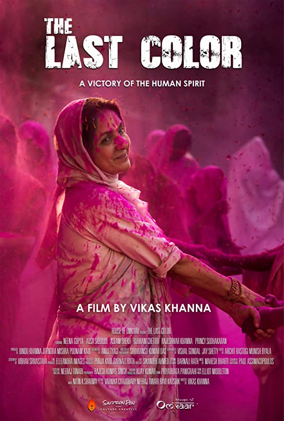 The Last Color 2020 Hindi 720p HDRip x265 AAC ESubs 800MB