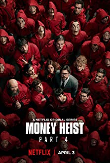 Money Heist (TV Series 2017)