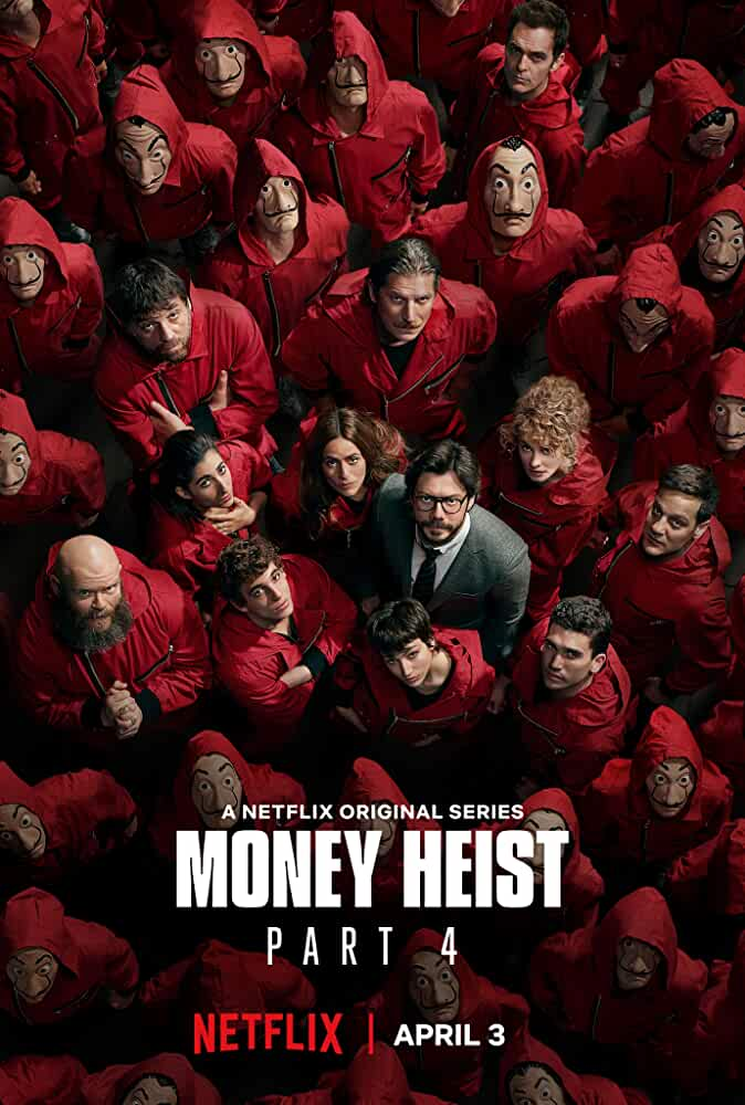 Money Heist Complete Season 4