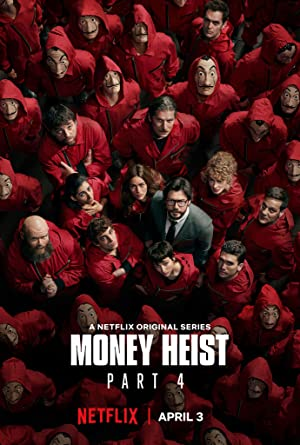 Where to stream Money Heist