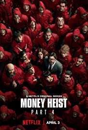 Money Heist : Season 1-4 Dual Audio [Hindi-ENG] NF WEB-DL 480p & 720p HEVC | [Complete]