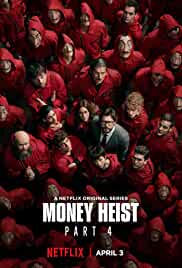 Money Heist (2020) Season 4 HDRip hindi Full Movie Watch Online Free