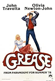 The Time, the Place, the Motion: Remembering Grease Poster