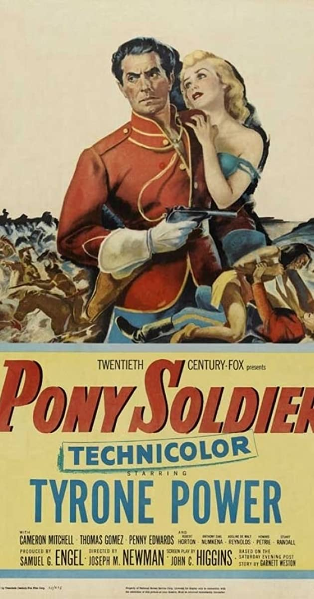 Subtitle of Pony Soldier
