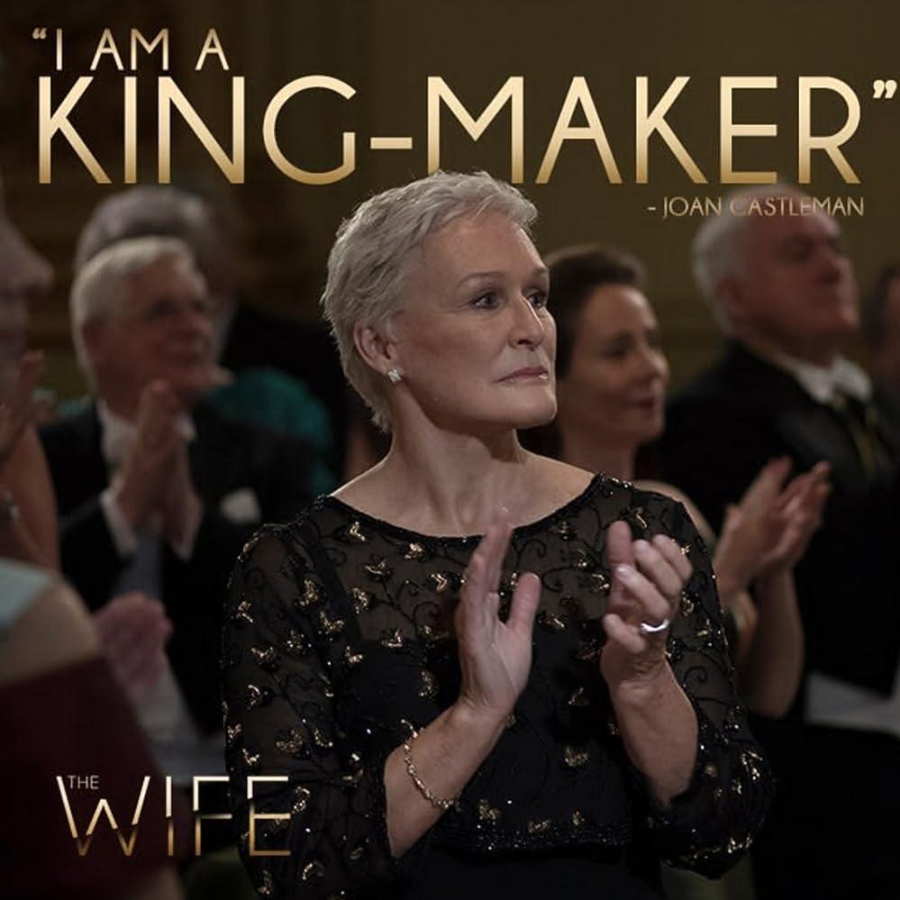 Glenn Close in The Wife (2017)