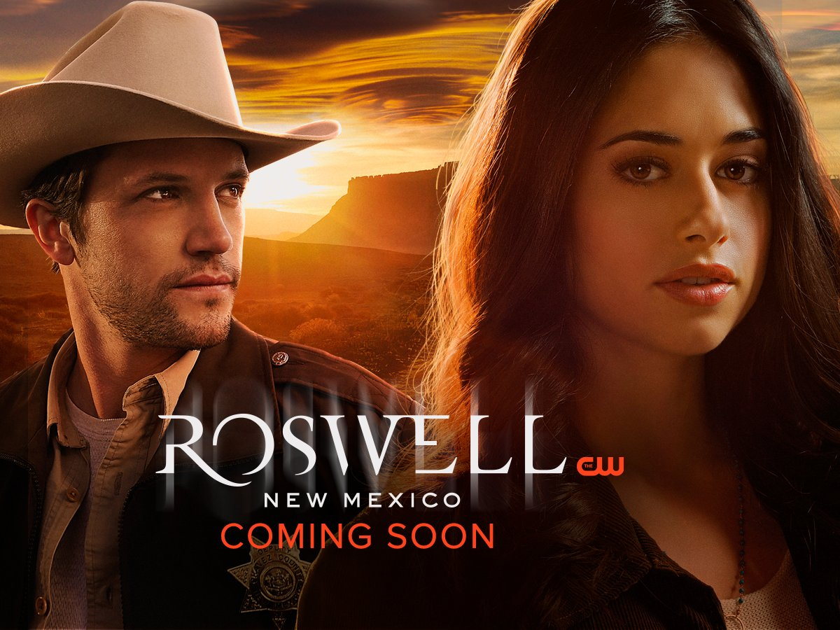 Image result for Roswell, New Mexico (CW)