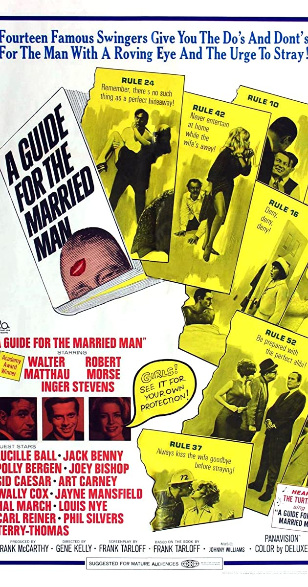 A Guide for the Married Man (1967) - IMDb