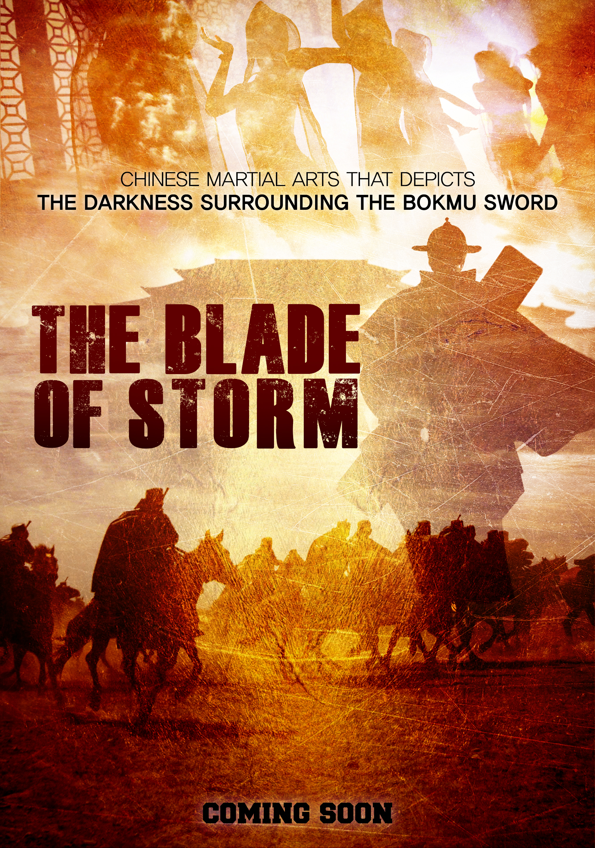 The Blade of Storm 2019 Hindi Dual Audio 480p HDRip 341MB Download