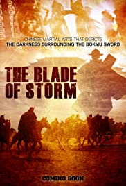 The Blade of Storm Poster