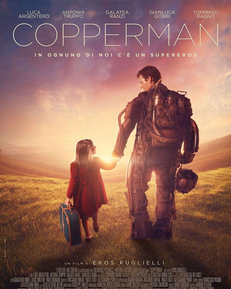 Copperman 2019 English Movie 300MB HDTS Download