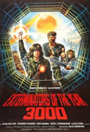 The Exterminators of the Year 3000 Poster