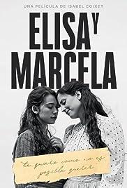 Elisa y Marcela Poster