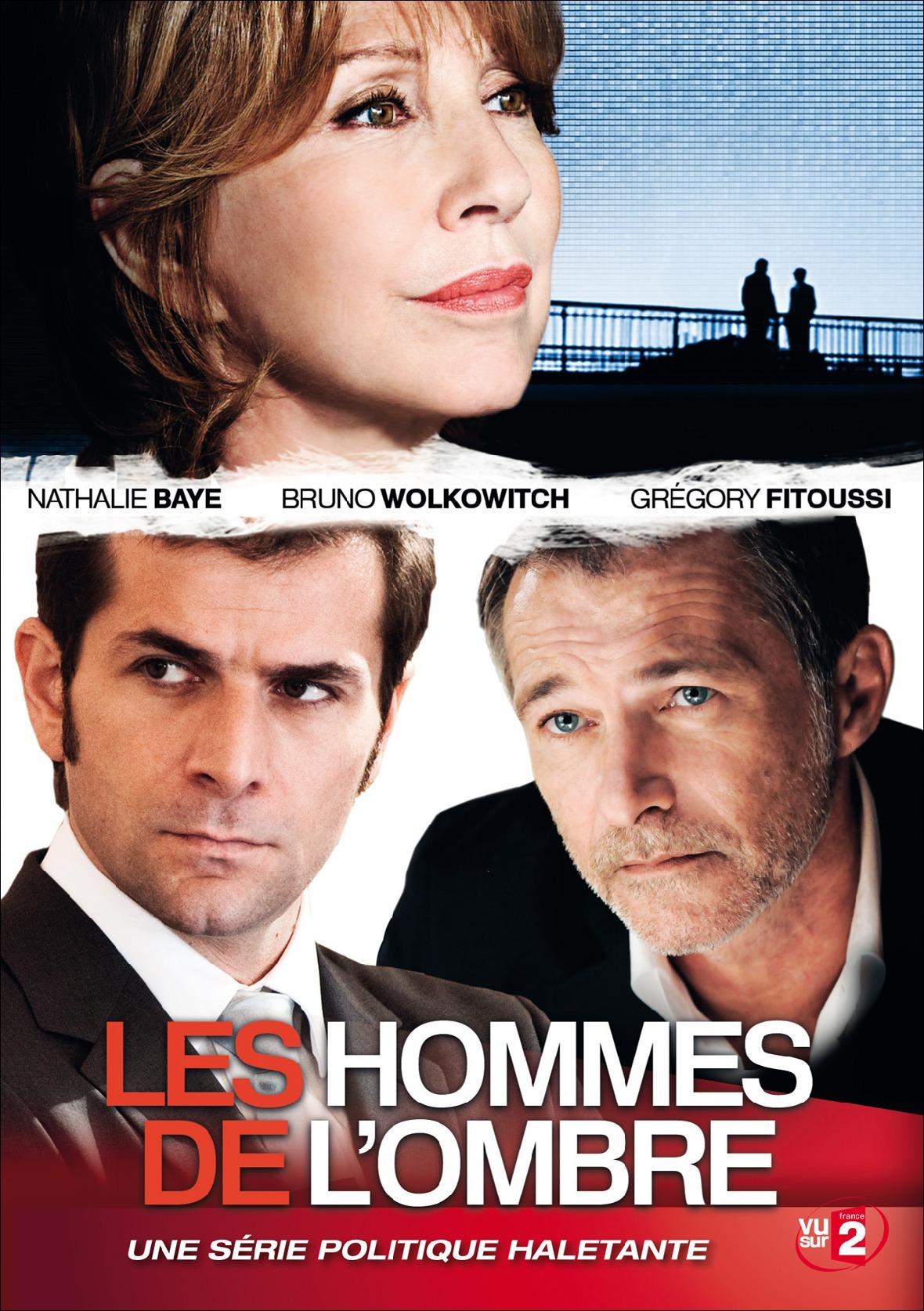 Les hommes de l'ombre Season 3 COMPLETE HDTV