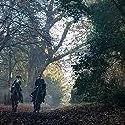 Sam Heughan and Hannah James in Outlander (2014)