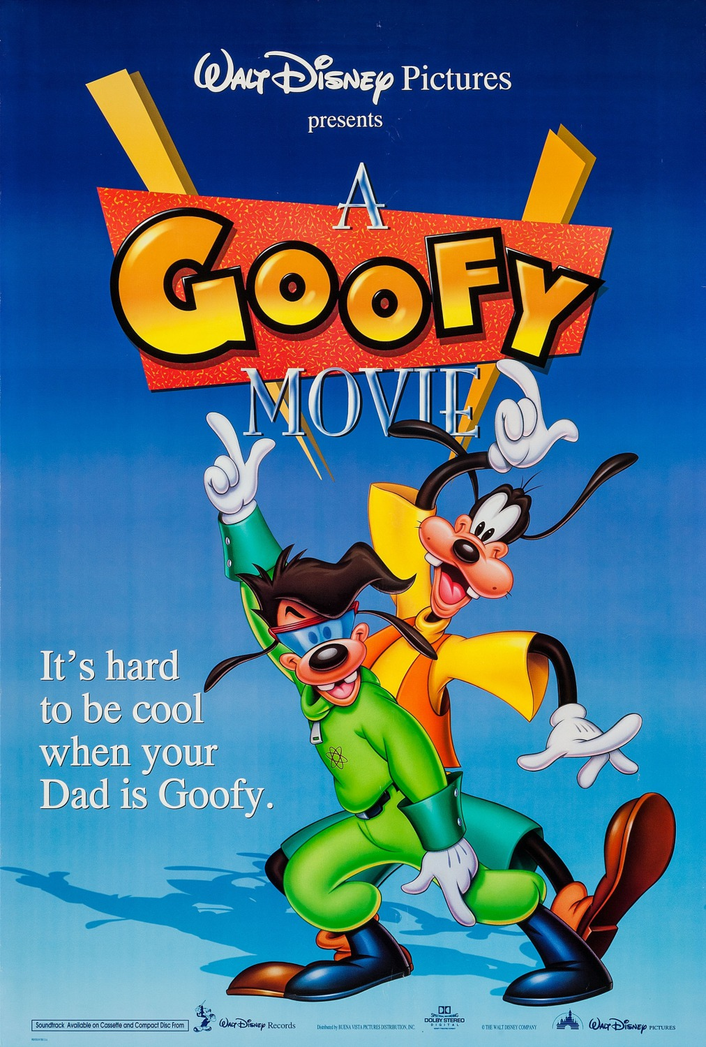 Gufio filmas (1995) / A Goofy Movie