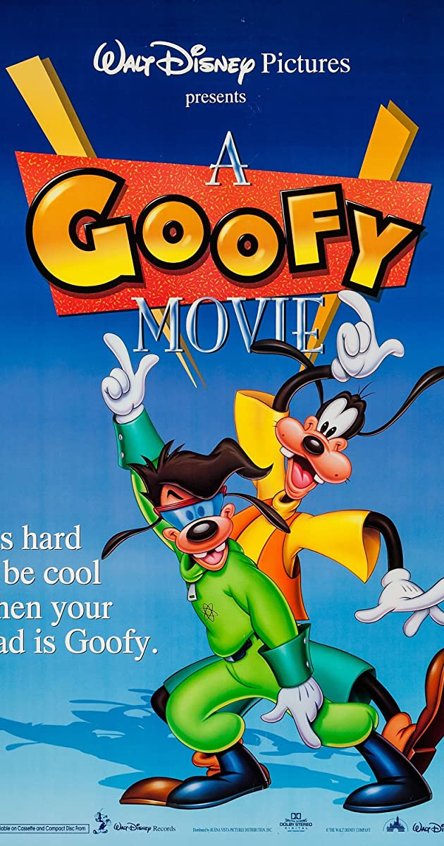 Subtitle of A Goofy Movie