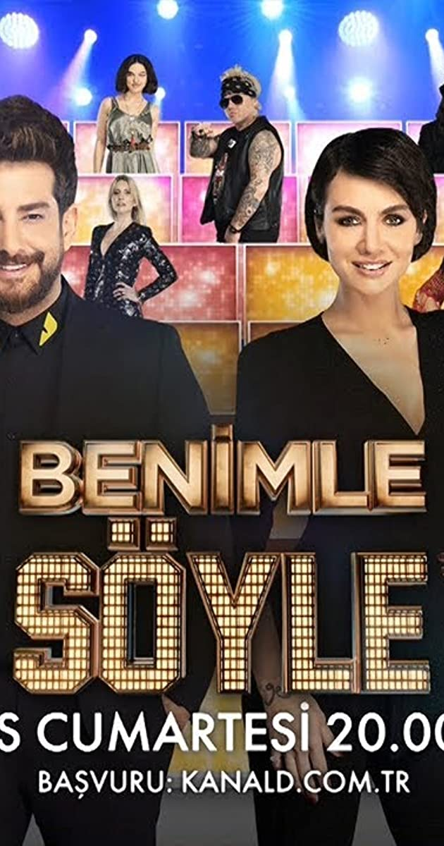 Download Benimle söyle or watch streaming online complete episodes of  Season1 in HD 720p 1080p using torrent